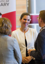 Minister of Science and Sport Kirsty Duncan announced $36.8 million in research funding grants to the University of Calgary, from the Natural Sciences and Engineering Research Council of Canada (NSERC).