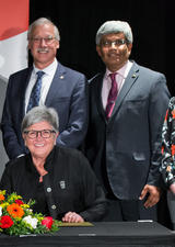 University of Calgary announces partnership with Mitacs