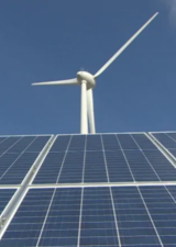 Wind and Solar machines